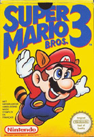 Photo de la boite de Super Mario Bros 3